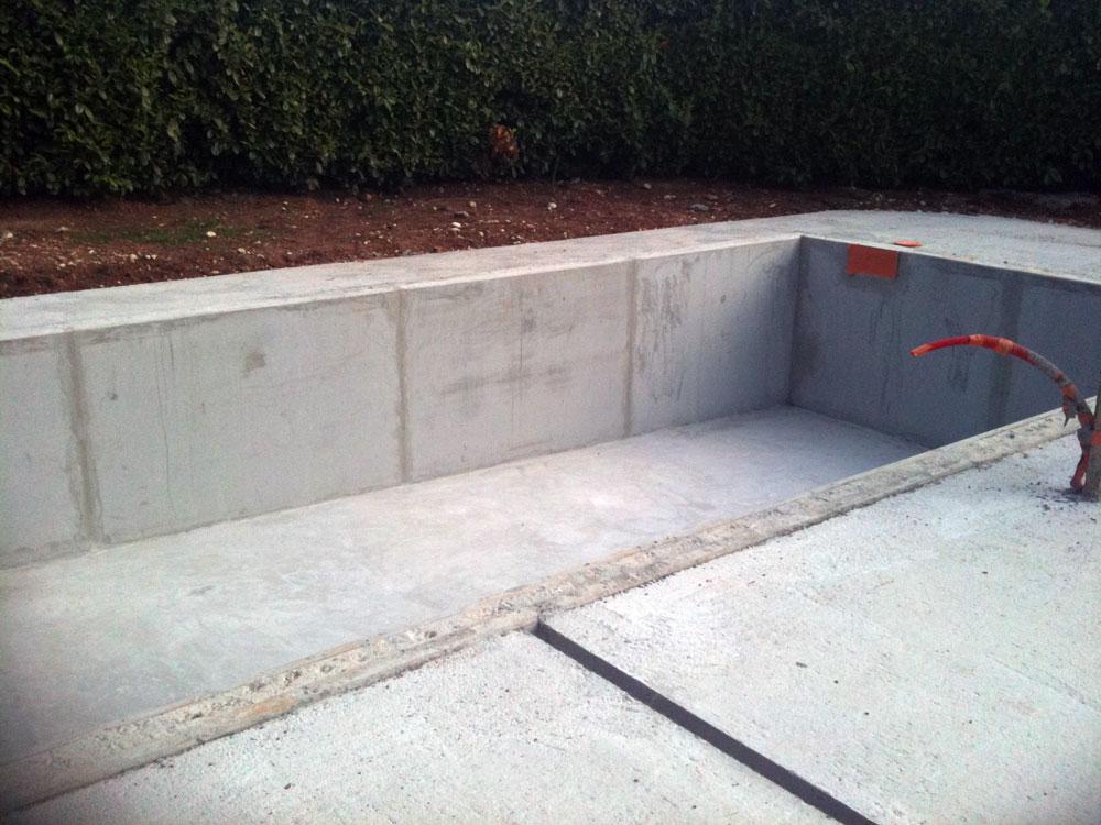 Construcion de piscine for Construction piscine 04